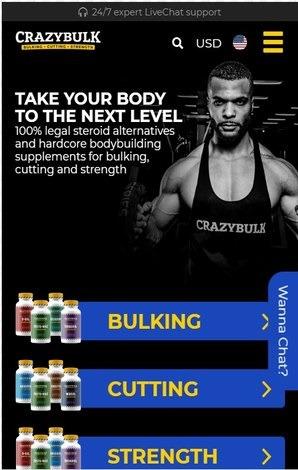 Crazy Bulk Legal Steroids Review 2019: